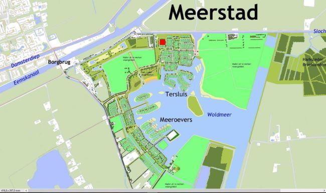 Meerstad Tersluis